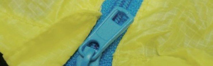 Patent zipper(lightest open end zipper)