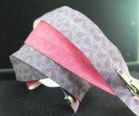 Nylon printed zipper